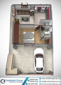 3d floor plan service bangalore