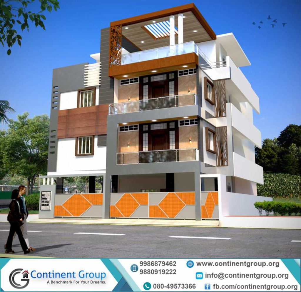 3d Front Elevation Design 3d Building Elevation: Project Gallery-Building Elevation-3d Floor Plan-Interior