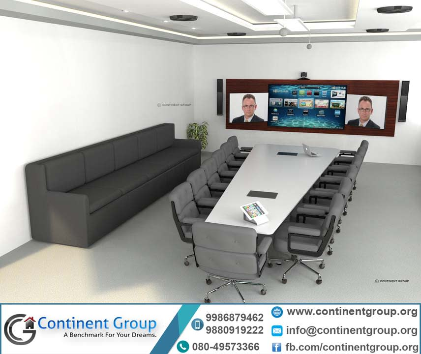 Boardroom Interior Bangalore