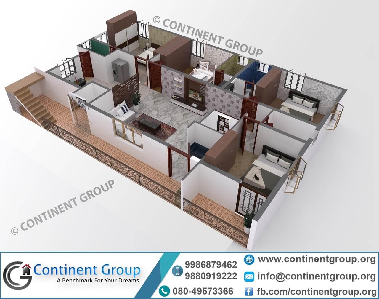 40x60 home design-home plan -unique design
