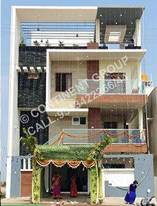 Building duplex house Bangalore