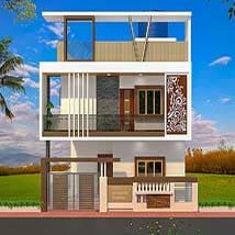 modern house design Bangalore