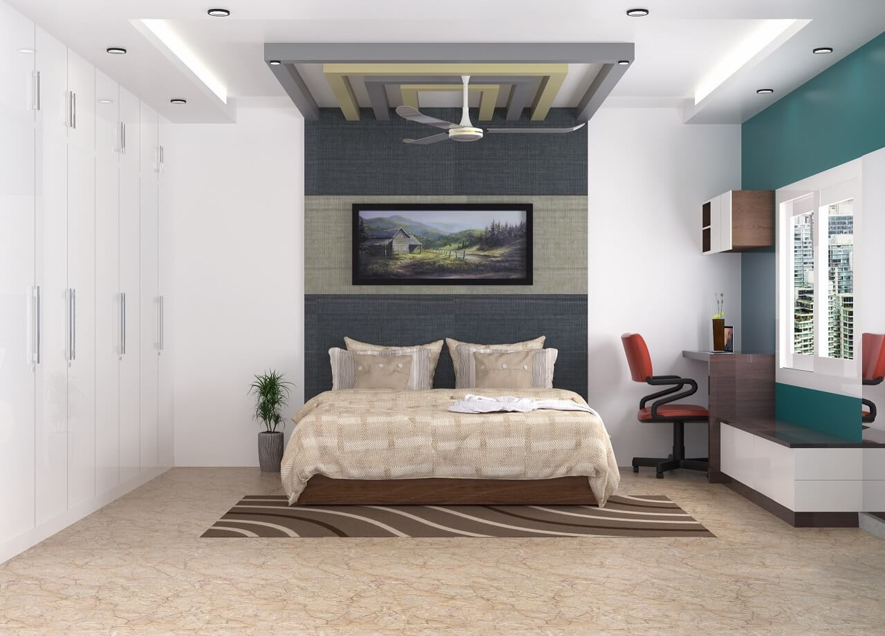 Modern ceiling design-modern interior design