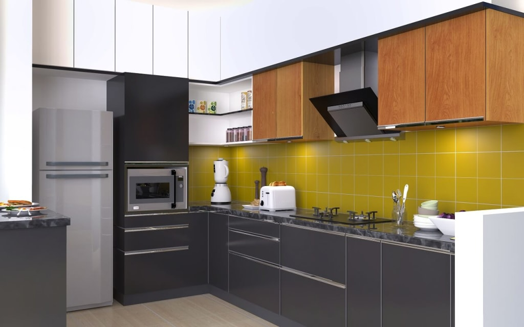 Modular Kitchen design service bangalore