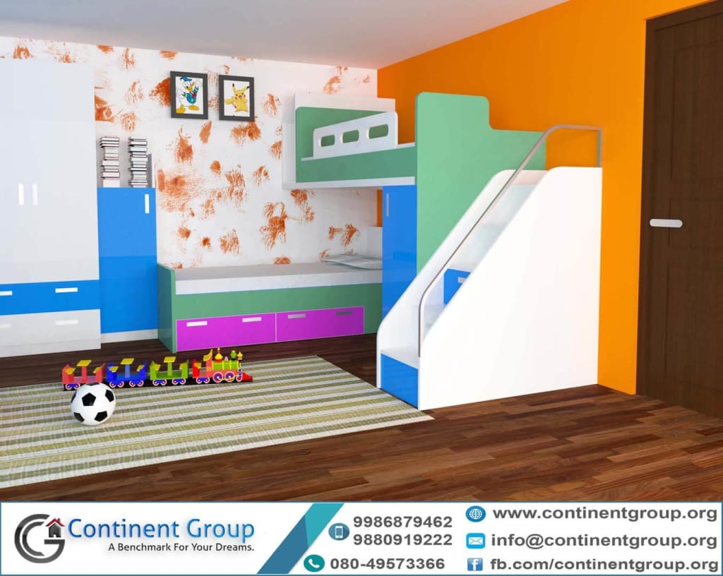 Kids Room Children room modern