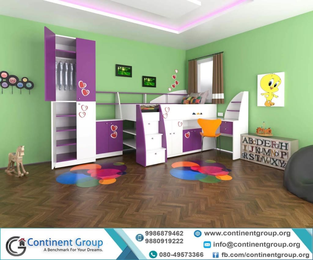 kids room best interior design