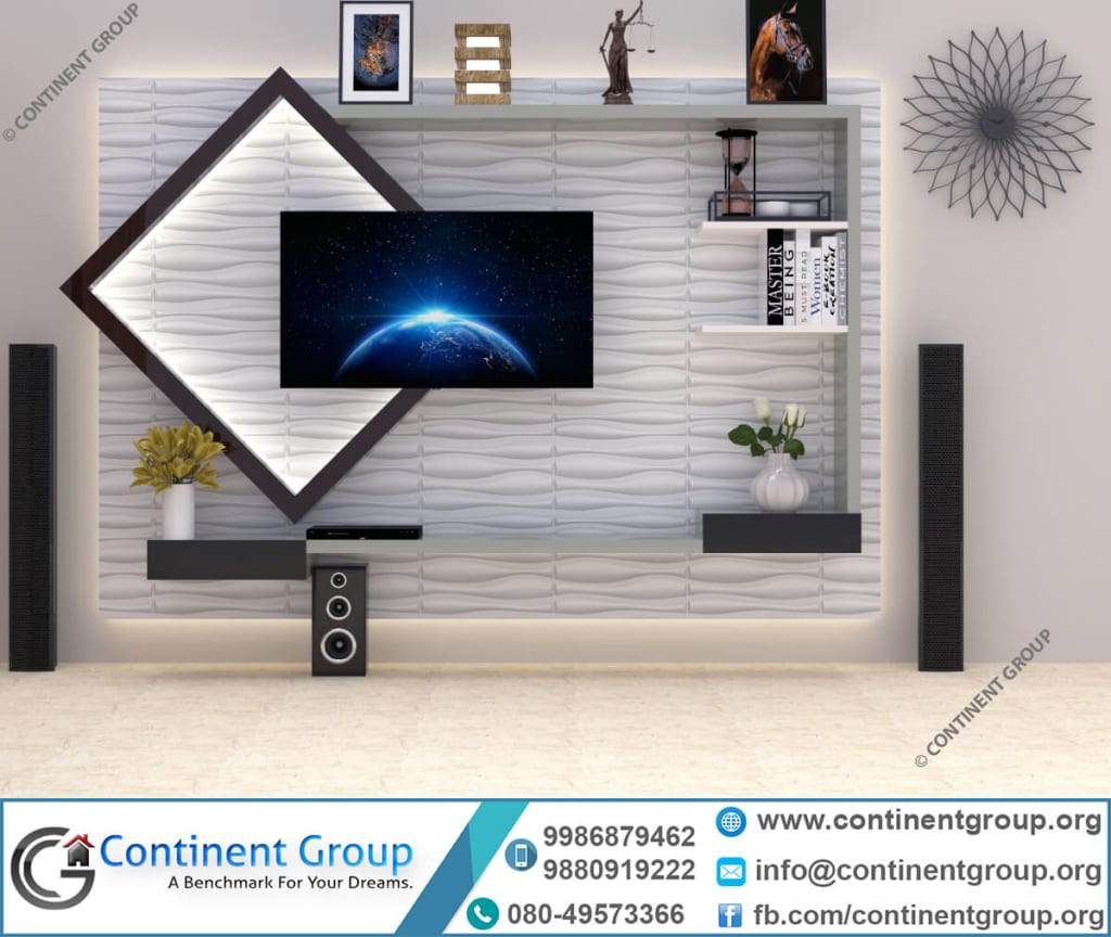 Living interior design modern-top interiors bangalore-interior design services