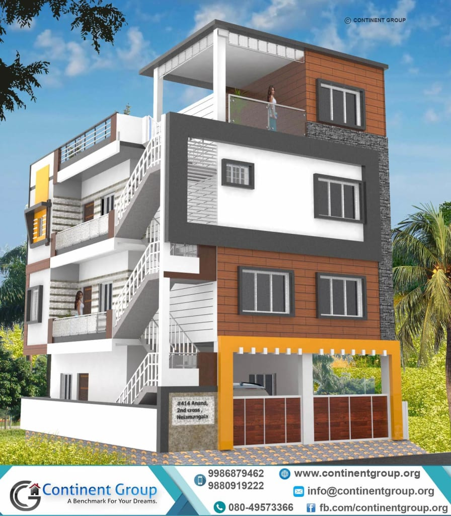 Building Elevation services Bangalore