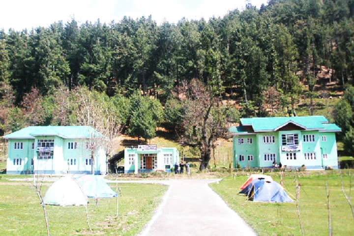Nehru Mountaineering Institute