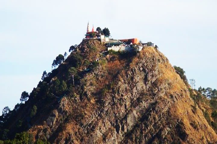 Manki Point-Hanuman Temple