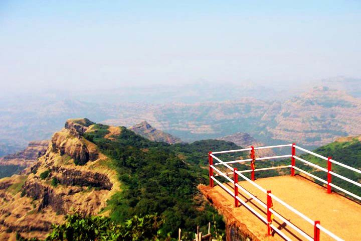 sunset point mahabaleshwar