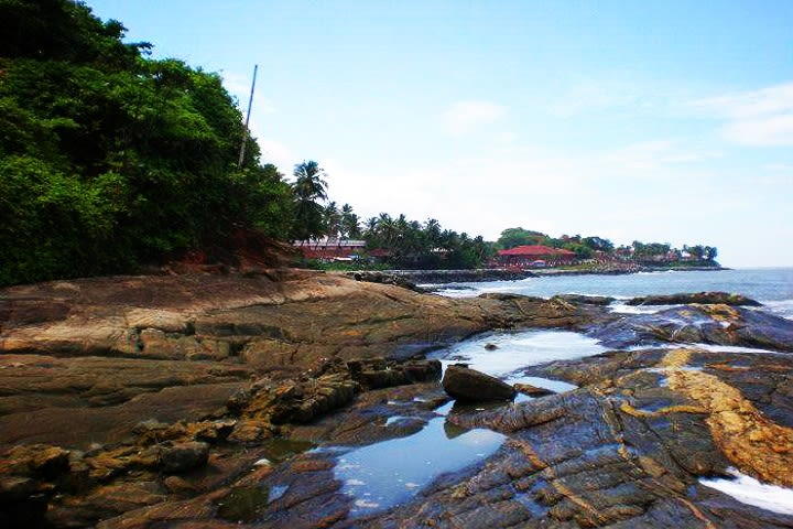 Sea View Park Thalassery