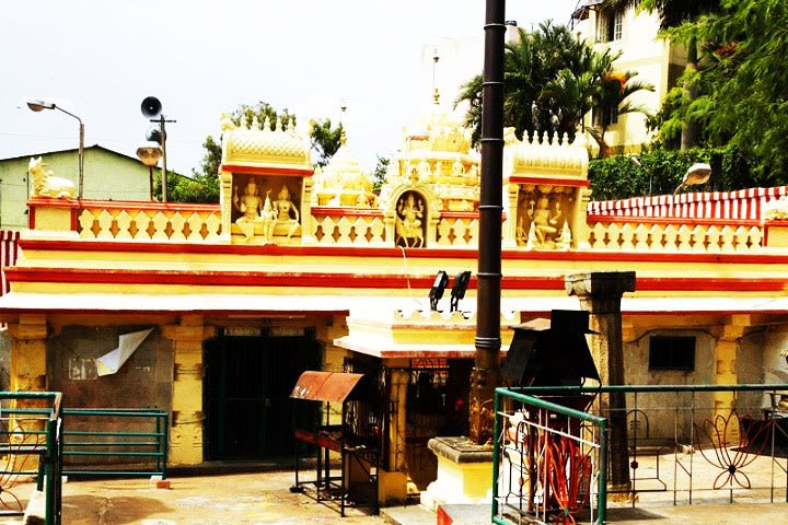 Sri Gavi Gangadhareshwara Swamy Temple