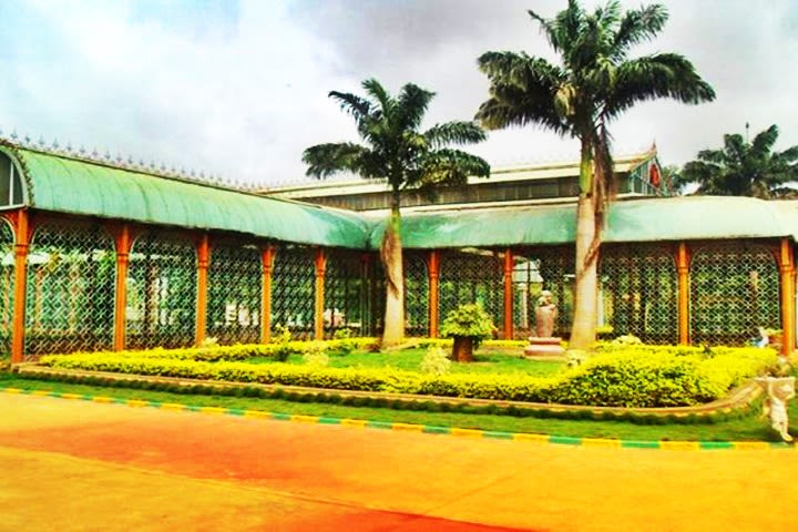 Indira Gandhi Glass House Garden