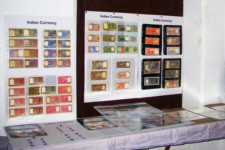 Corporation Bank Heritage Musuem (Coin Museum)
