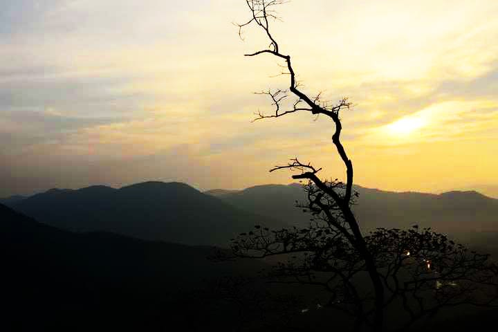 Jenu Kallu Gudda Sunset Point