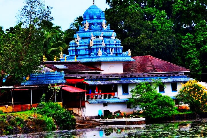 Kavadikeri Lake Temple