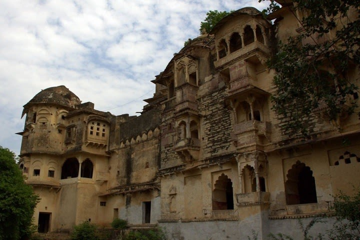 Indergarh Fort