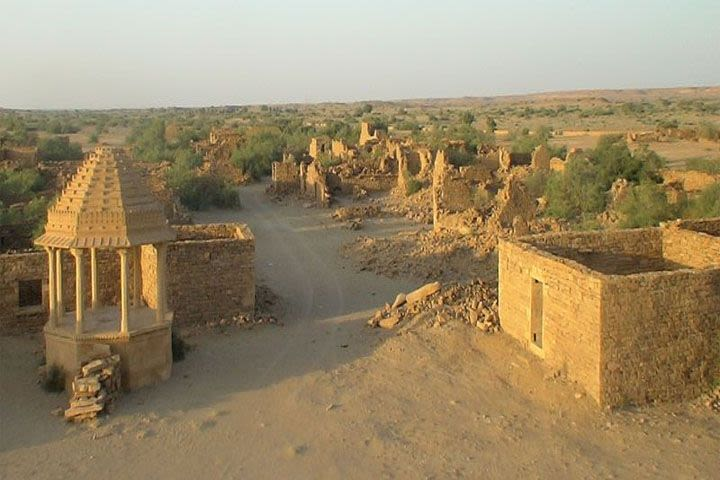 Kuldhara Village - Ghost Town
