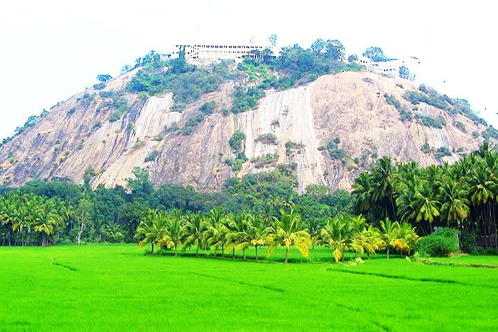 Dindigul Rock Fort
