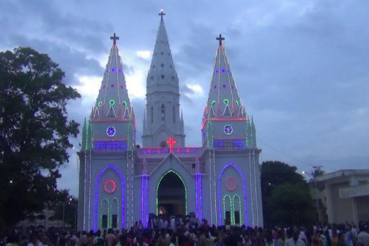 Poondi Madha Church