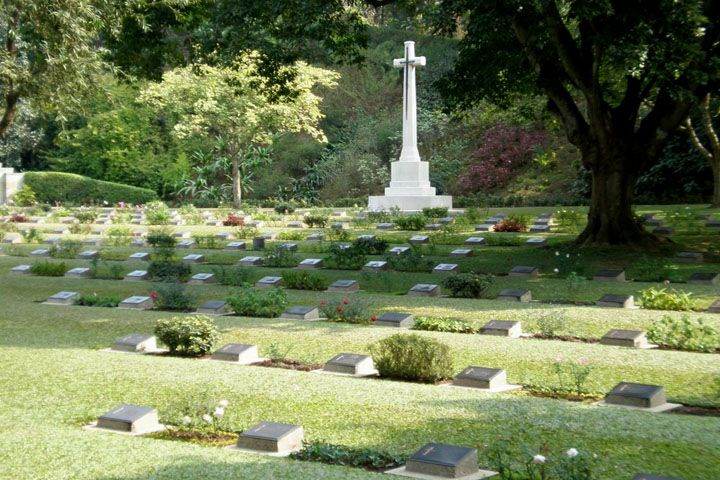 The Guwahati War Cemetery