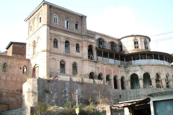 The Poonch fort