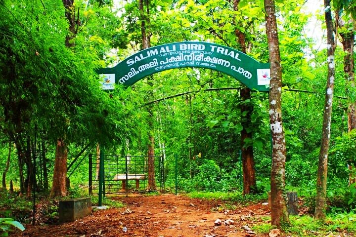 Salim Ali Bird Sanctuary