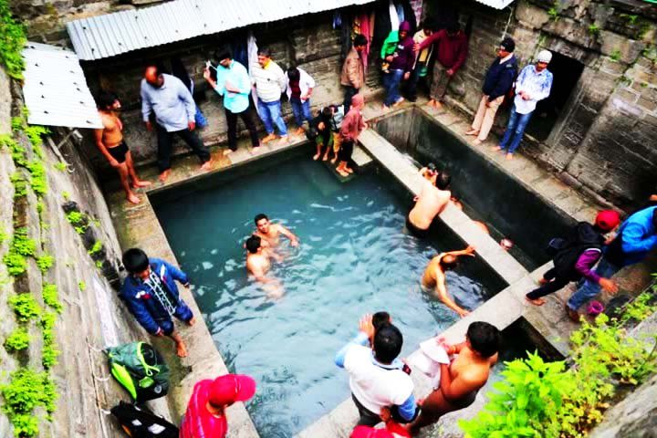 Vashisht Hot Water Springs