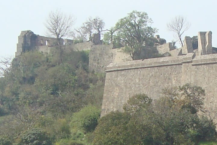 Fort of Raja Kutlehar