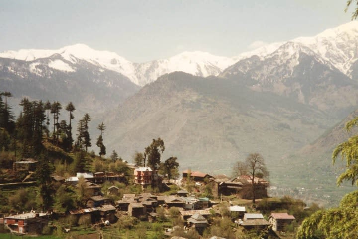 Naggar Village