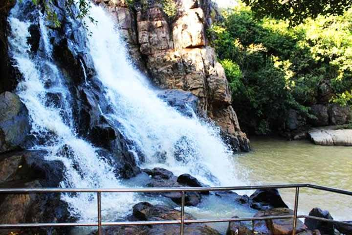 Ghagra Waterfalls