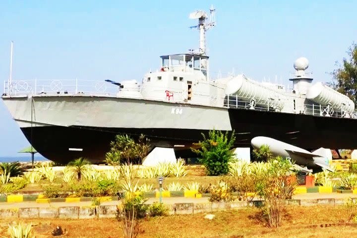 INS Chapal Warship Museum (K94)