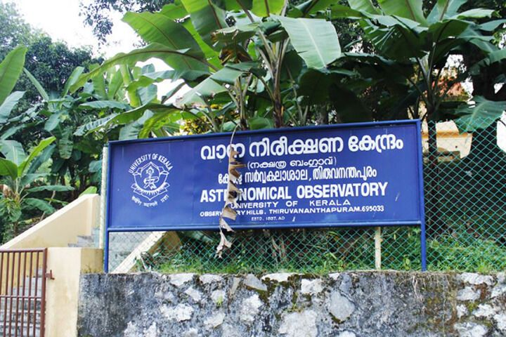 The Thiruvananthapuram Astronomical Observatory