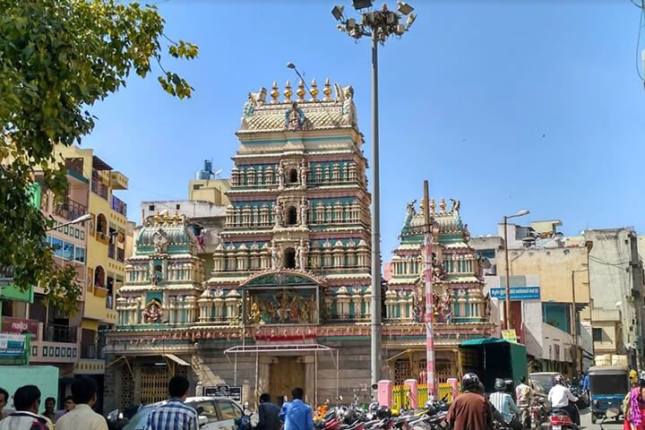 Sri Dharmaraya Swamy Temple
