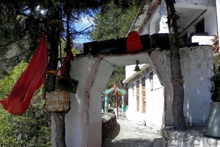 Kalpeshwar Temple (Near Kedarnath)