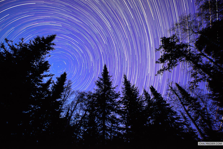 BWCA Star Trails