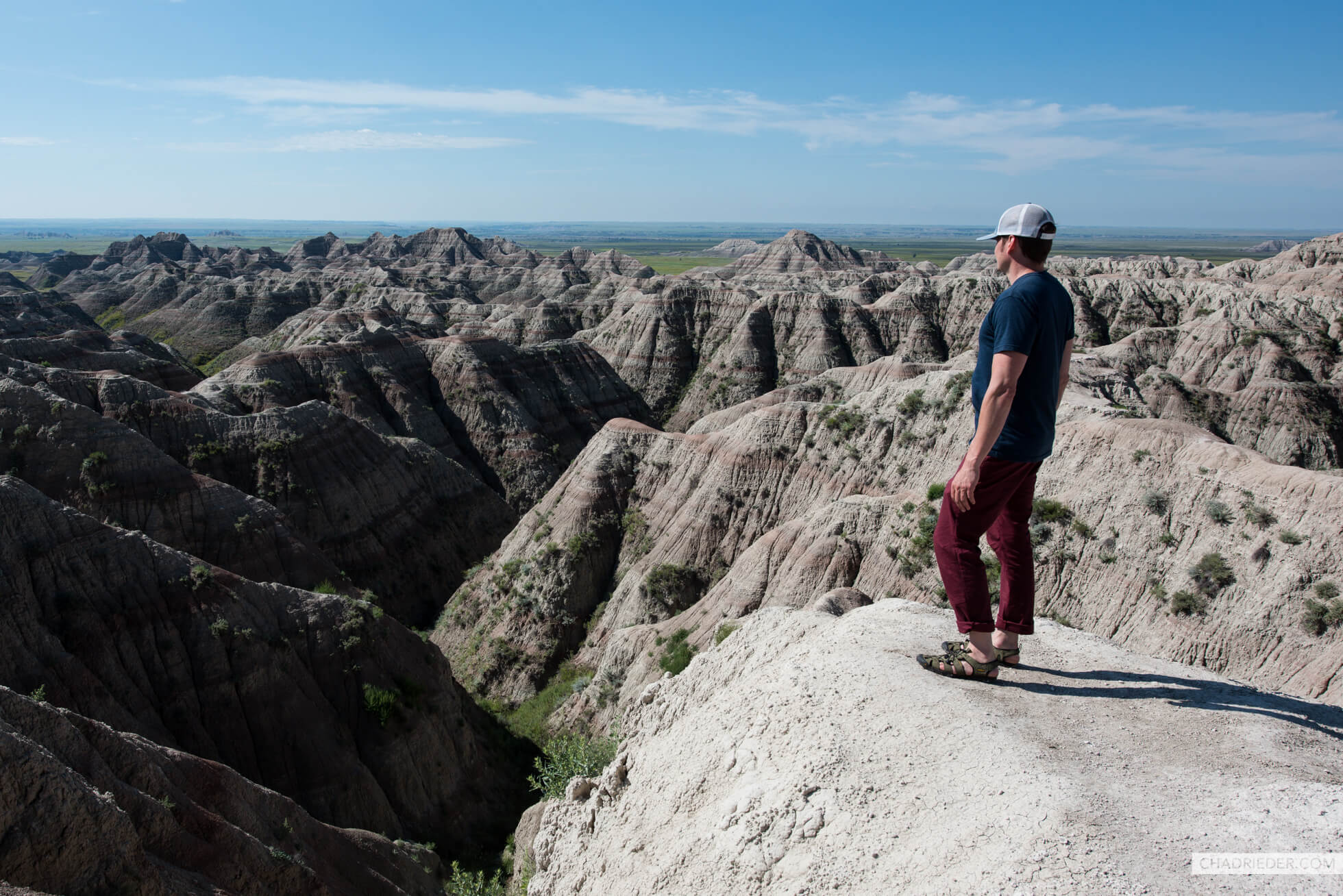 Badlands National Park Chad Rieder