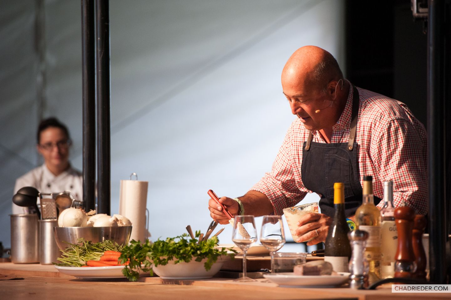 Andrew Zimmern Minneapolis
