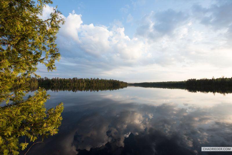 Lake Polly BWCA