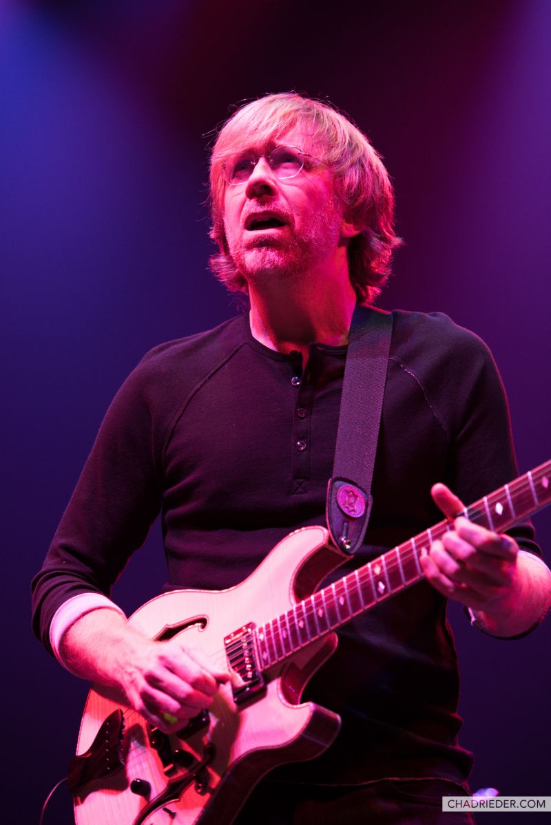 Phish Trey Anastasio