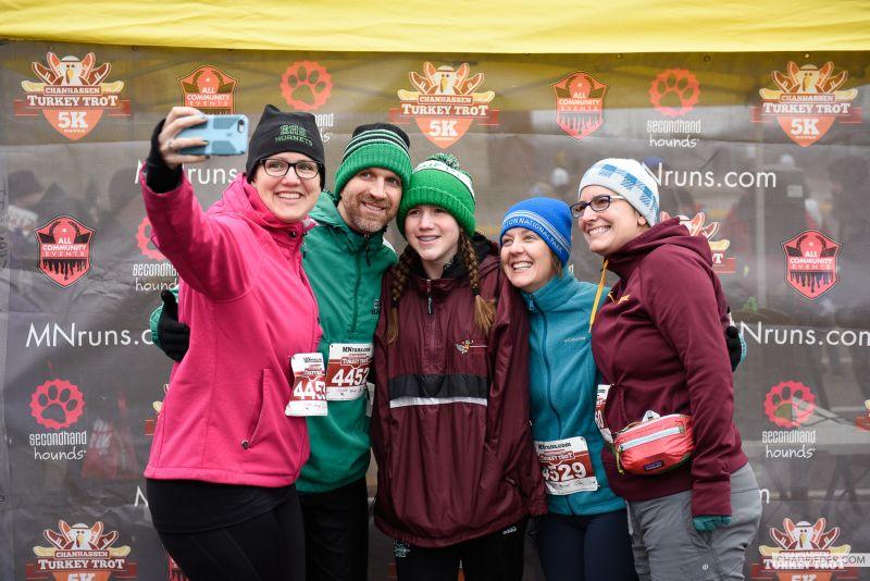 MN Runs Turkey Trot