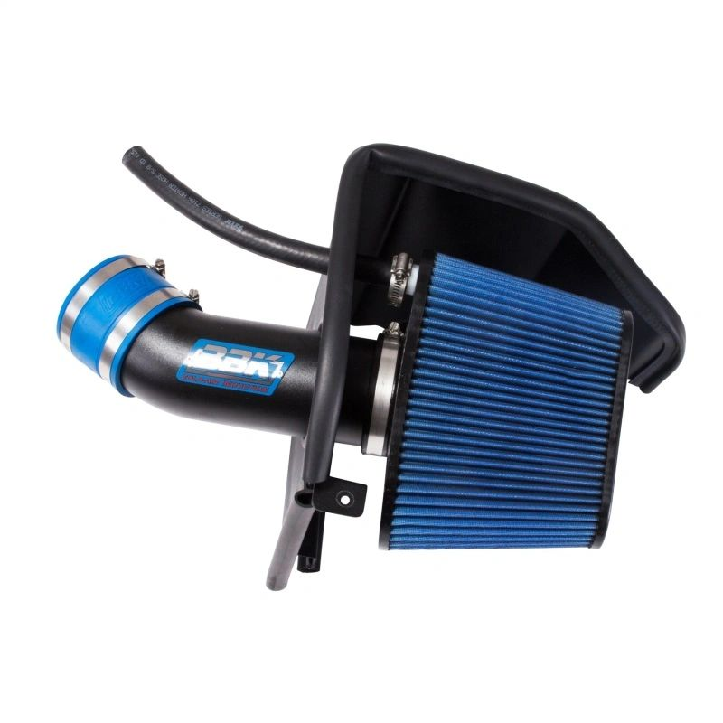 BBK Cold Air Intake - Black Out Finish: 11-17 Hemi 6.4L