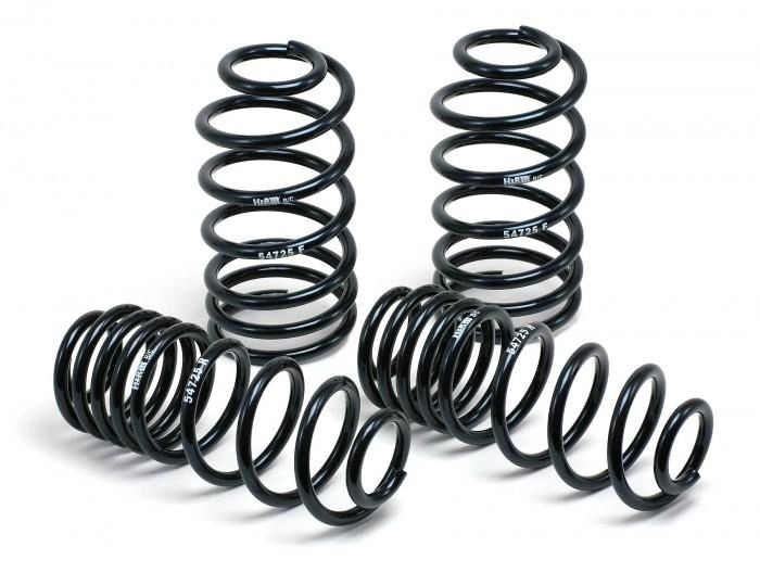 H&R Sport Springs: 04-08 Audi S4 Base AWD