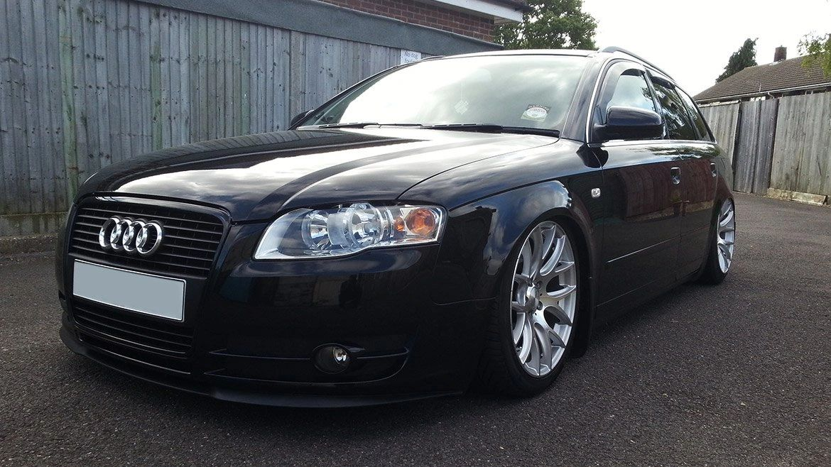 Airlift Performance Suspension: Audi A4 / S4 / RS4 (B6/B7)