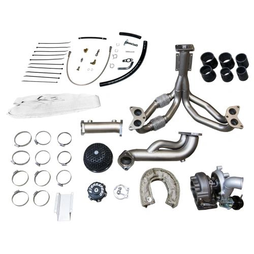 SteamSpeed STX 67 Turbo Kit: Scion FR-S / Subaru BRZ / Toyota 86