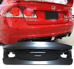 06-11 Honda Civic Sedan JDM Rear Conversion