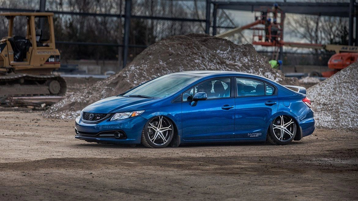 Airlift Performance Suspension: 12-15 Honda Civic