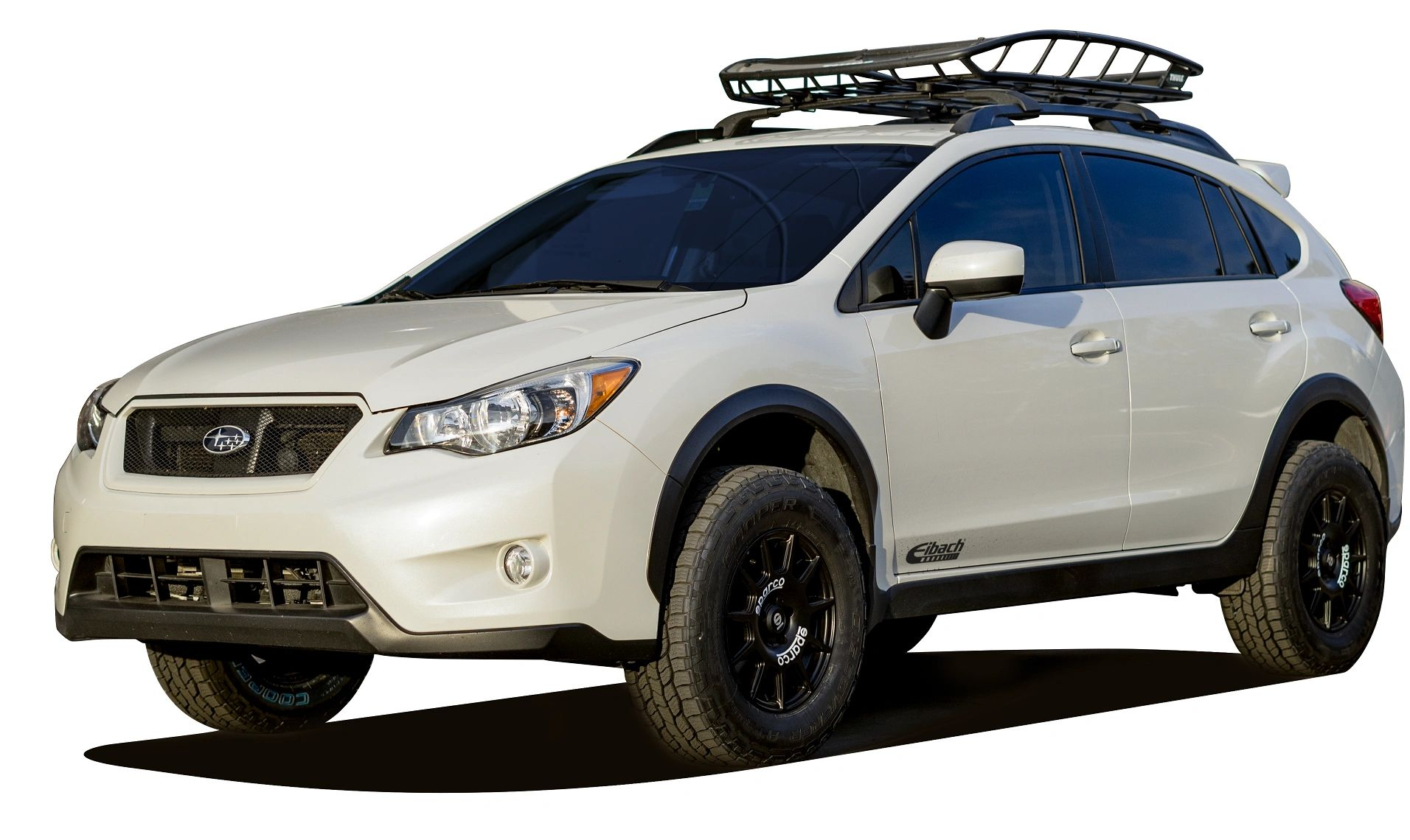 Eibach Pro-Lift Kit: 13-17 Subaru Crosstrek