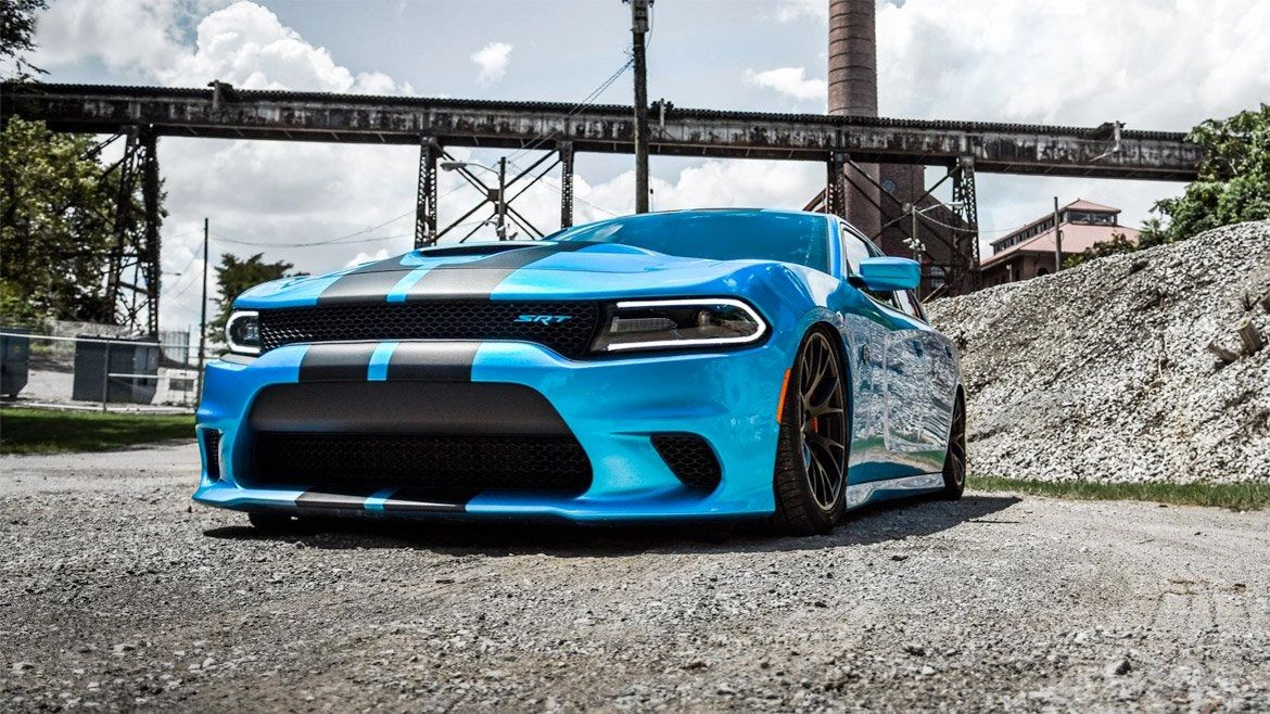 Airlift Performance Suspension: 06-18 Dodge Charger